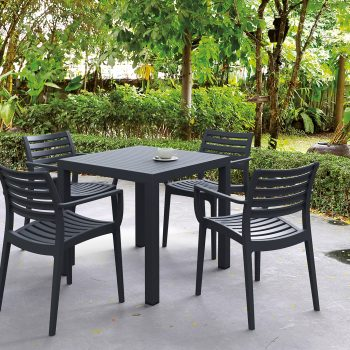 commercial plastic outdoor furniture