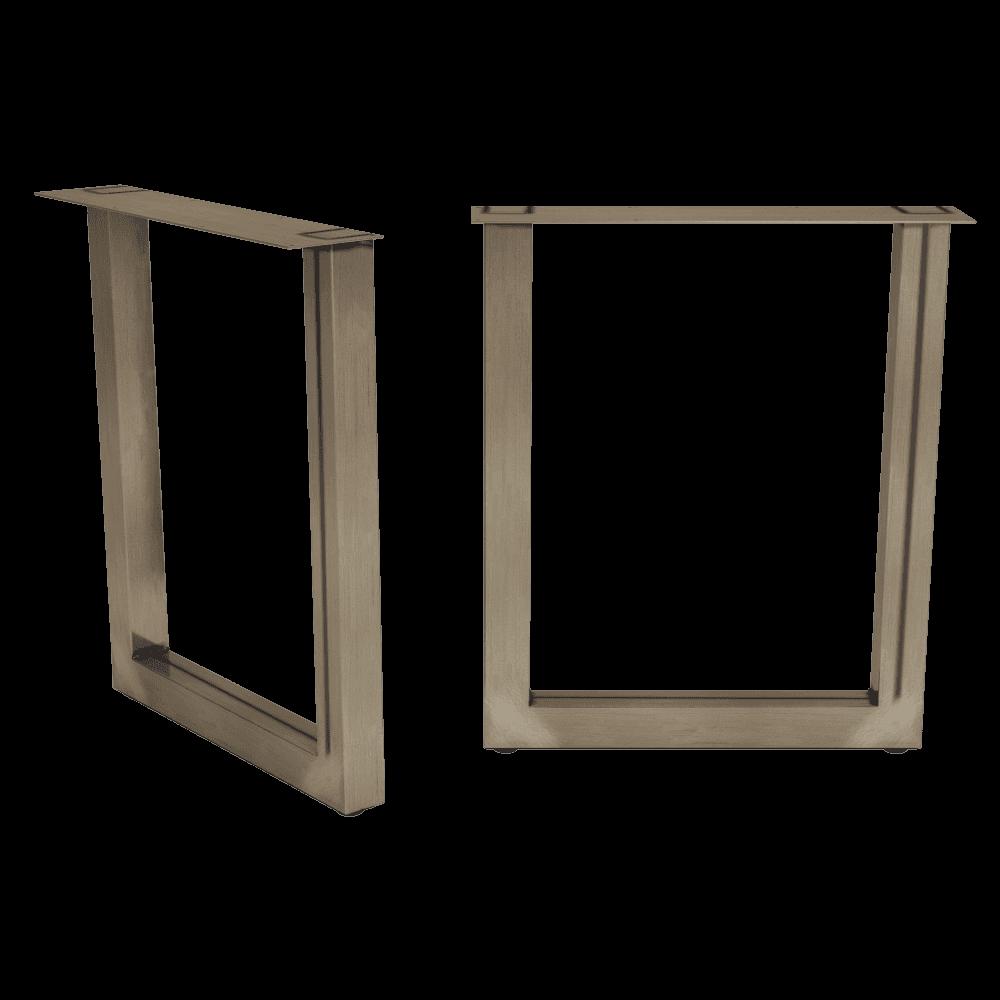 Pleasing Vintage Steel Table Base Home Remodeling Inspirations Genioncuboardxyz