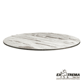 White Table Top To Extrema Round Table Top Vintage Contract Tops For Commercial Use In Pubs Cafes Restaurants