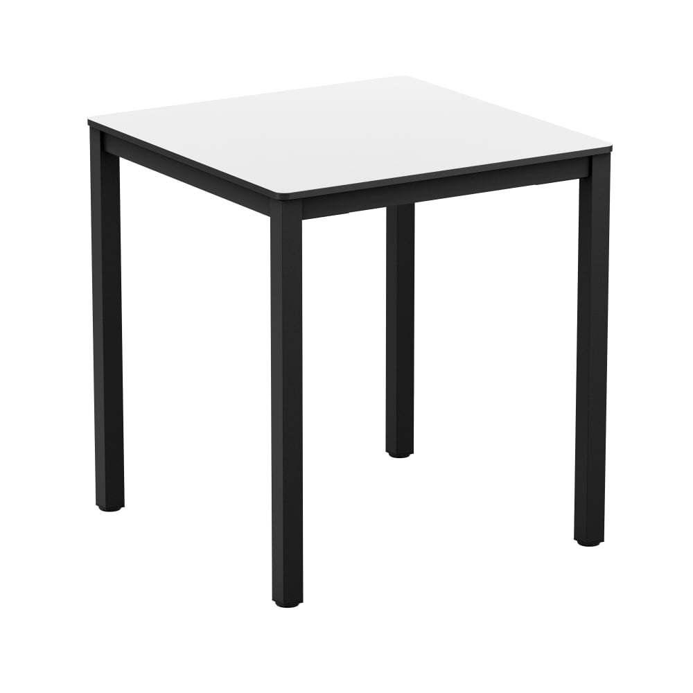 Extrema complete table square dining height white