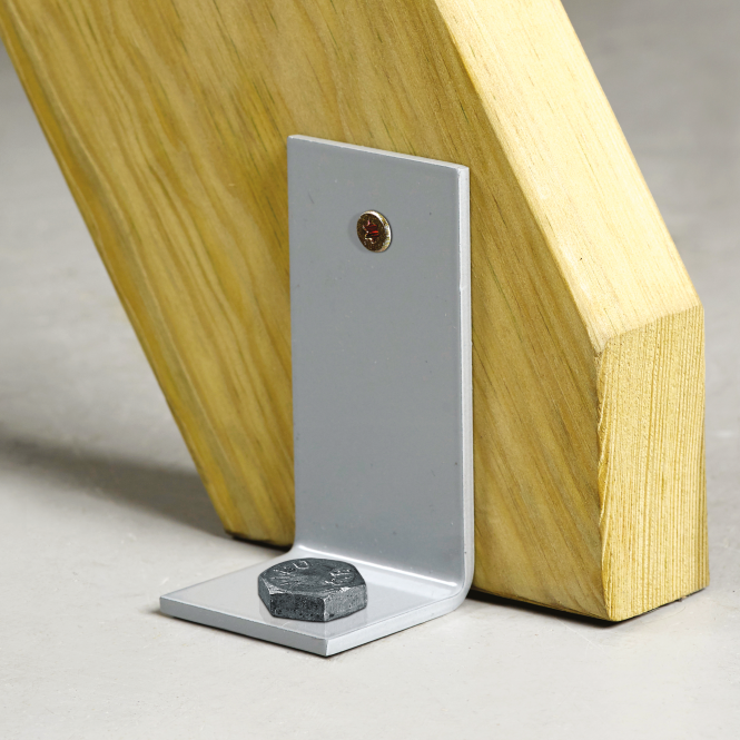 Fixing Bracket For Picnic Bench Outdoor Tables From