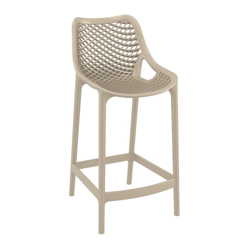 H2o Bar Stool 65 Mid Height Indoor Seating From Eclipse