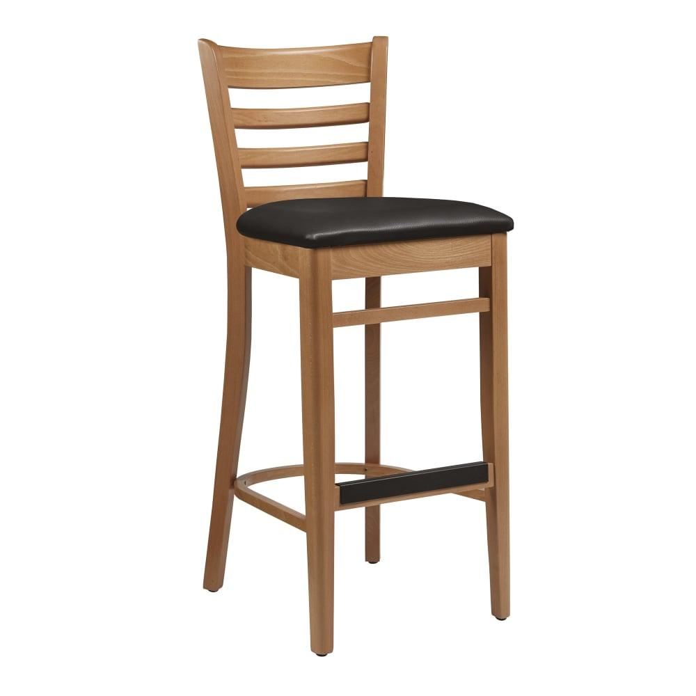 Phenomenal Bar Stool Light Oak Beatyapartments Chair Design Images Beatyapartmentscom
